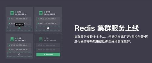 Redis集群服务上线